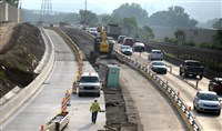 After four years, the Pennsylvania Department of Transportation expects to restore two lanes of outbound traffic by Thanksgiving, signaling the effective end of the $15.4 million final phase of construction.
