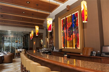 EddieMerlotBar Eddie Merlot's Pittsburgh Bar and Wine Room.