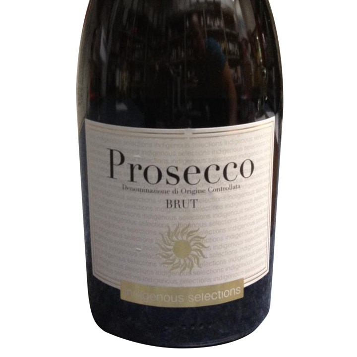 Indigenous Selections Prosecco Brut 2013 The PLCB has recalled bottled of Indigenous Selections Prosecco Brut 2013 because of spontaneous explosions.