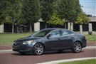 "2015 Buick Regal in Ashen Gray exterior color and equipped with 18"" wheels, sunroof and driver confidence page l and ll."