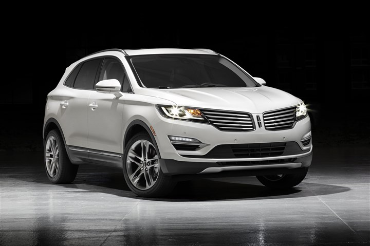 2015 Lincoln MKC The Lincoln Motor Company introduces the all-new 2015 Lincoln MKC small premium utility vehicle, the second of four all-new Lincoln vehicles to fuel the brand's reinvention.