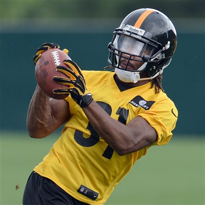 20140619mfsteelerssports07-5 Shaquille Richardson was one of the players the Steelers released to hit their 53-man mark for the roster.