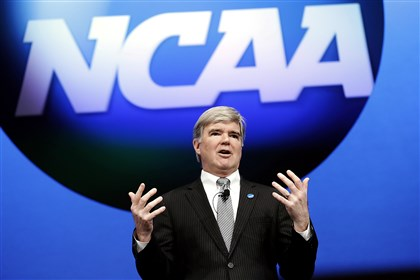 MarkEmmert2-1 A judge ruled Friday in favor of Ed O'Bannon's landmark lawsuit against the NCAA. Commissioner Mark Emmert (above) was one of many NCAA executives who testified in the case.