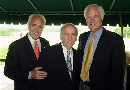 20140619bwMassaroSeen05 Joe Lagana, Guy Mattola and Tony Accamando. #SEENFriends