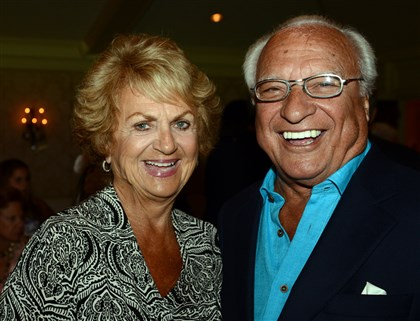 20140619bwMassaroSeen04 Noreen and Joe Orlando.