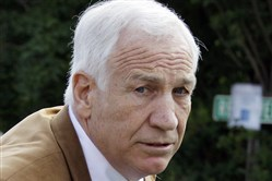 Jerry Sandusky was convicted by a jury of sexual abuse of 10 boys and sentenced to 30 to 60 years in prison.