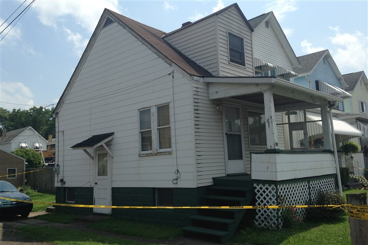 Man found in barrel in East Vandergrift A man was found dead Tuesday inside a large barrel in the basement of this East Vandergrift home.