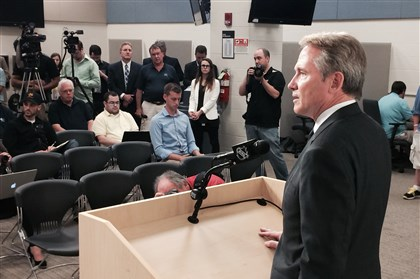 Mike Johnston introduced as Penguins coach Mike Johnston has been the coach and general manager of the Portland Winterhawks of the Western Hockey League.