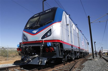 Amtrak to welcome bicycling Amtrak says it will begin to introduce new baggage cars equipped with bicycle racks.