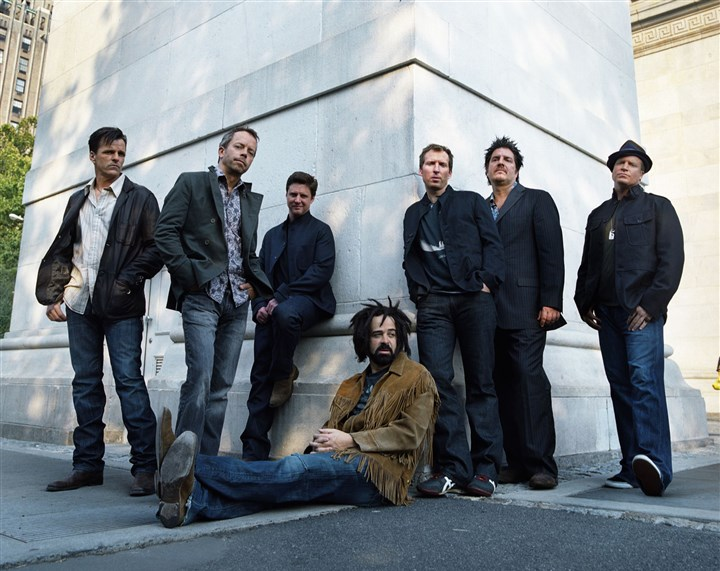 20140625hocrowsmag Counting Crows will play Stage AE on the North Shore Friday night.