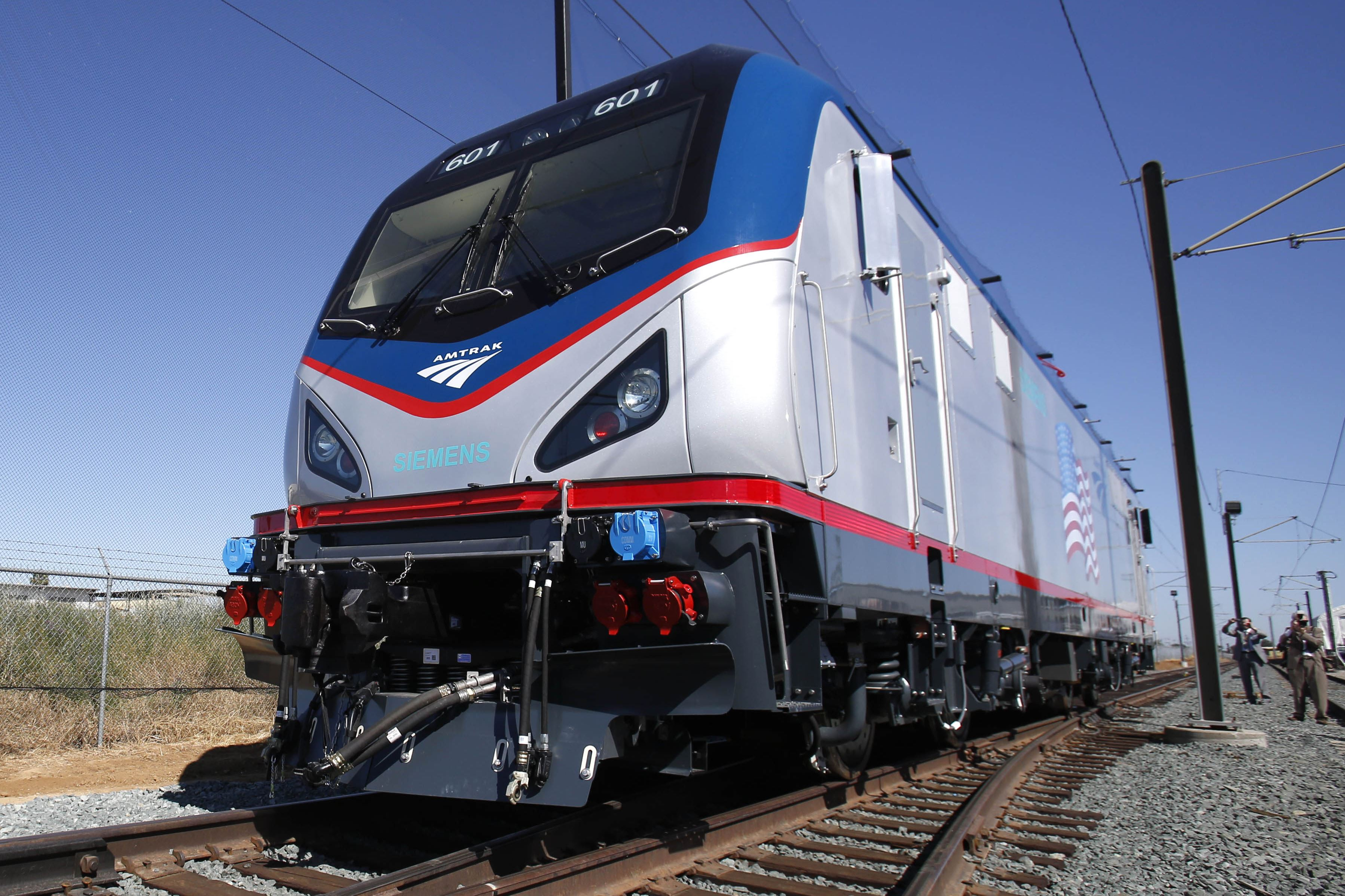 Amtrak ready to allow roll-on bike service between ...
