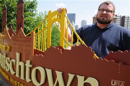 Cody Walters Deutschtown Music Festival Cody Walters is organizing this weekend's Deutschtown Music Festival, now in its second year. Max's Allegheny Tavern is one of the many venues that will be hosting bands for the the daylong music event.