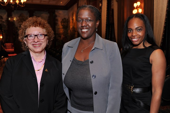 ProjectSERVE Joyce Bender, Angela Reynolds and Khrysta Brown. #SEENInspiring