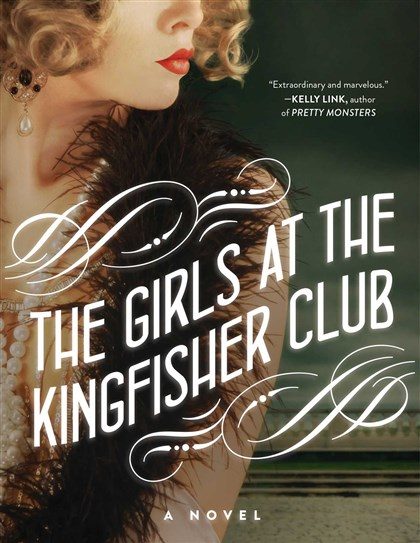 "Valentine2-1 ""The Girls at the Kingfisher Club"" by Genevieve Valentine."