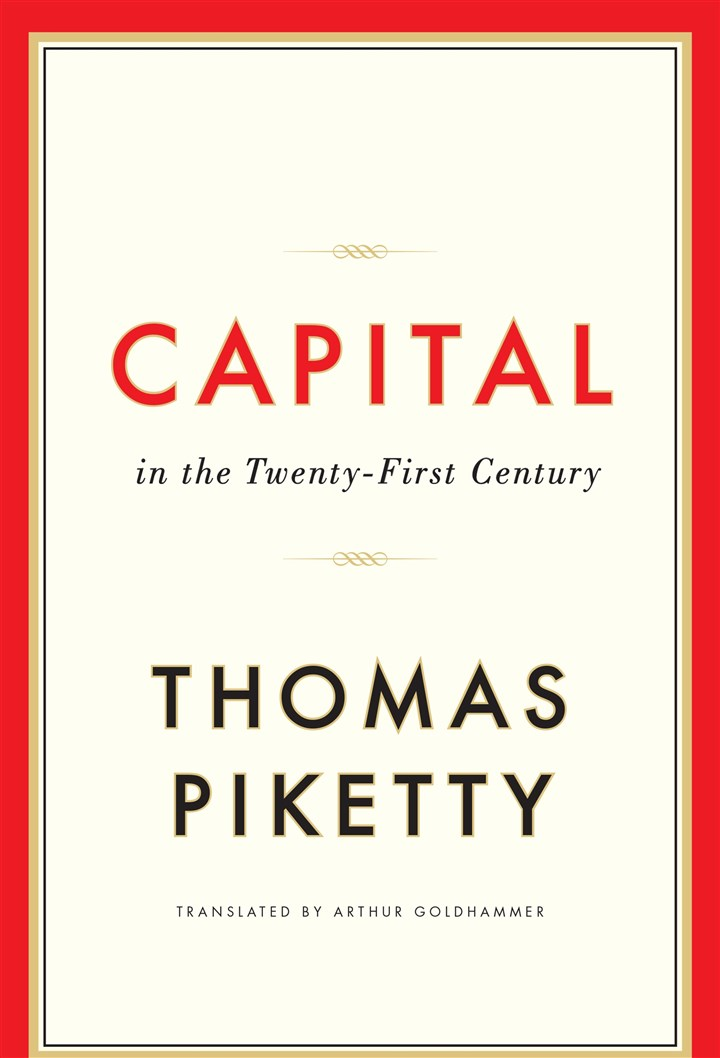 "Capital in the Twenty-First Century ""Capital in the Twenty-First Century"" by Thomas Piketty."