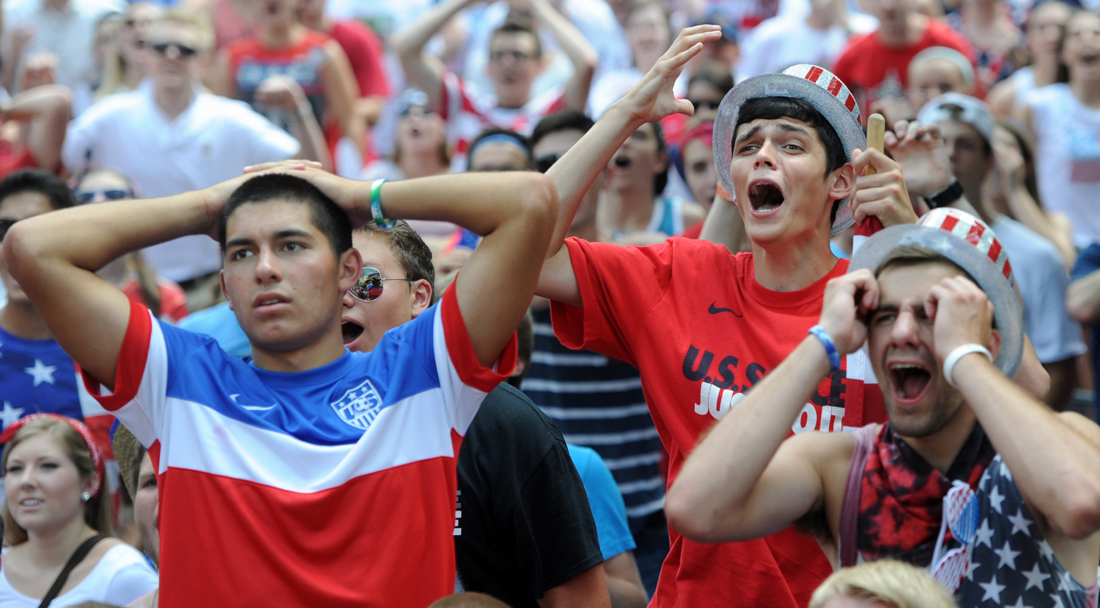 Pittsburgh Soccer Fans Resolute Despite U S Defeat