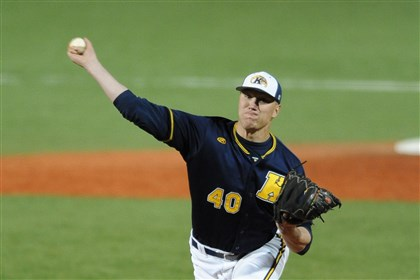 Eric Dorsch  Former North Allegheny pitcher Eric Dorsch was drafted in the 15th round in June 2014 by the Pirates.