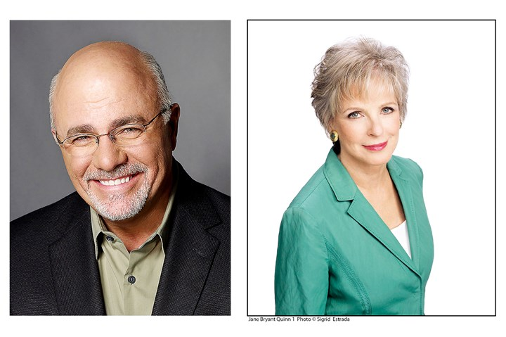 RamseyQinn Dave Ramsey and Jane Bryant Quinn