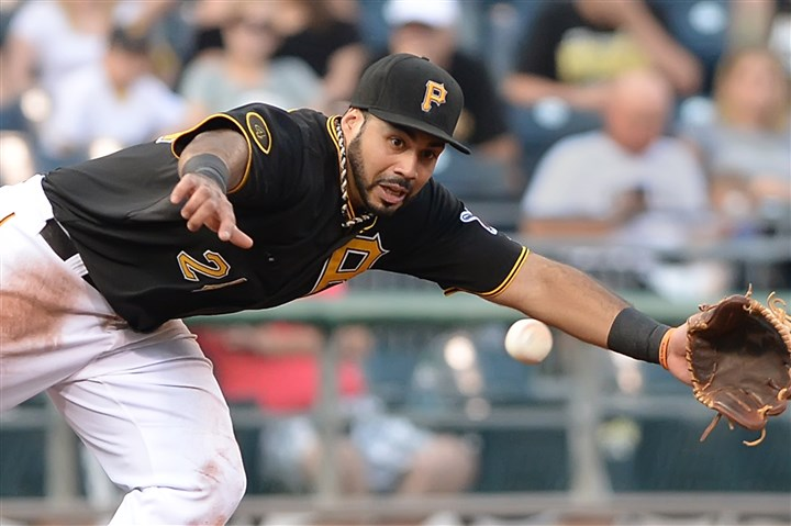 alvarez0806l The Pirates placed third baseman Pedro Alvarez on the bereavement list Tuesday, opening a spot for Starling Marte to be reactivated.