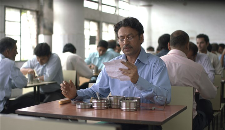 "20140703HOLunchboxDVD Irrfan Khan is Saajan in ""The Lunchbox."""