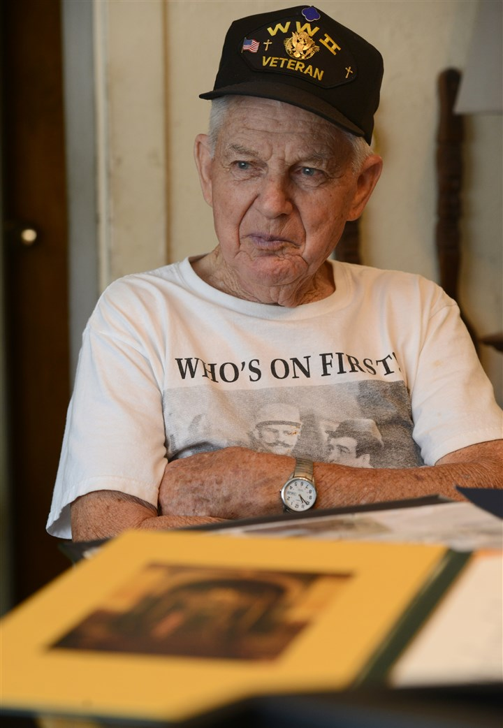 oral history of the Carrick-Overbrook Historical Society Paul Goettler, 90, a lifelong Carrick resident is giving the historical society an oral history of his life.