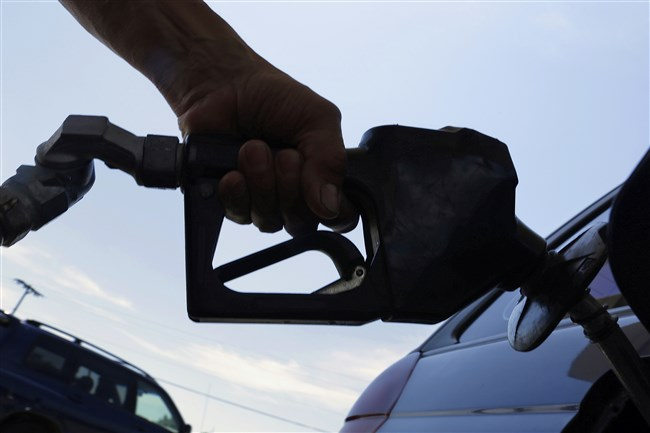 Nationally, gas prices were up 12 cents in the past week to hit an average of $2.42 cents per gallon.