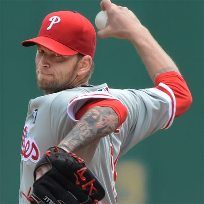 burnett0721 The Pirates reportedly sent a scout to watch one of A.J. Burnett's recent starts for the Philadelphia Phillies.