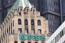 The Koppers Building Downtown.