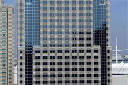 Federated Investors Towers on Liberty Ave., in Pittsburgh