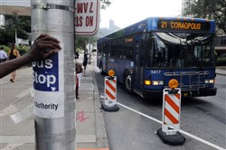When GPS equipment on Port Authority buses is functioning properly, the system delivers accurate results 96 percent of the time, the Post-Gazette test showed.