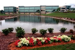 Kennametal's $20 million corporate headquarters building in Unity Township near Latrobe.