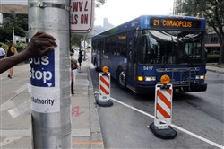 Port Authority is embarking on a seven-year project to review more than 7,000 bus stops to eliminate those that are too close together or don't serve enough riders.