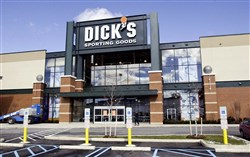 Two longtime Dick's Sporting Goods executives, including the Findlay sporting goods retailer's president and chief operating officer Joseph H. Schmidt, have announced plans to retire.