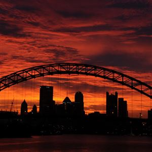 Pittsburgh ranks 23rd on a national index of small business growth.