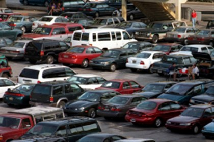 5IK0KKO8-4 North Shore commuter lots are among the many parking lots and garages where rates go up beginning today. Other lots and garages are in Downtown, Shadyside and Oakland.