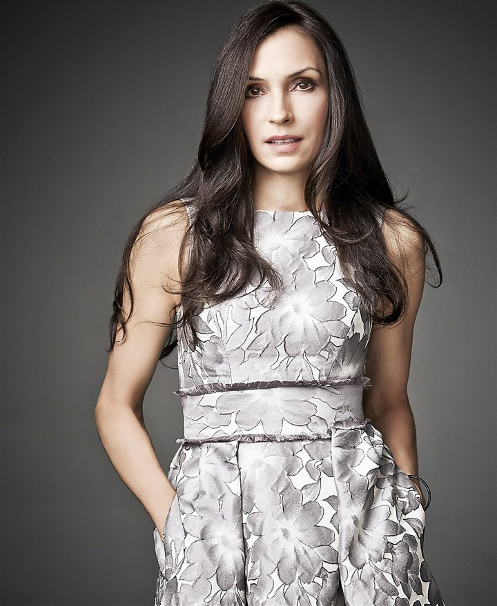 "Famke Janssen Famke Janssen gives a decidedly ""Mommie Dearest"" spin to Season 2 of Netflix's ""Hemlock Grove."""