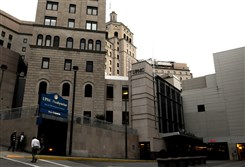Three patients at UPMC Presbyterian in Oakland died after transplant surgeries. All had become infected  from a type of often deadly mold spores called mucromycetes.