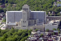 Allegheny General Hospital of the West Penn Allegheny Health System on Pittsburgh's North Side.