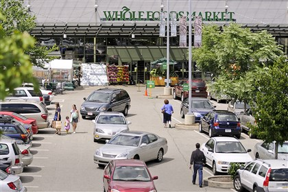 The Whole Foods in East Liberty stands as an example of how retail has driven new developments in the Pittsburgh neighborhood.