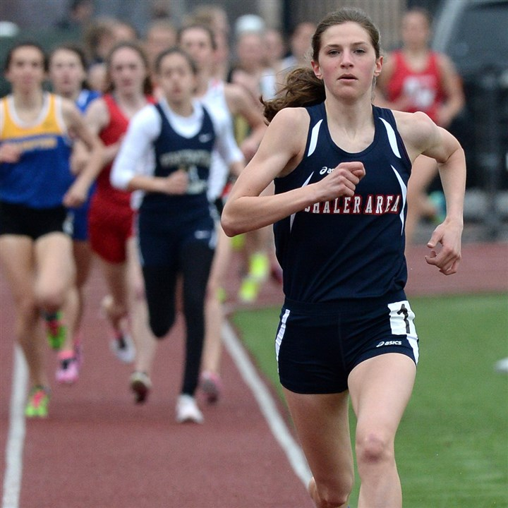 9qn00kj3.jpg Shaler Area's Brianna Schwartz, who along with Hempfield's Maddie Holmberg was the Post-Gazette's Female Co-Athlete of the Year, is among the best -- if not the best -- female high school distance runner in WPIAL history. She is also the North Xtra Female High School Athlete of the Year.