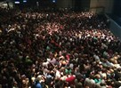 The crowd packed in to see Brand New at Stage AE.