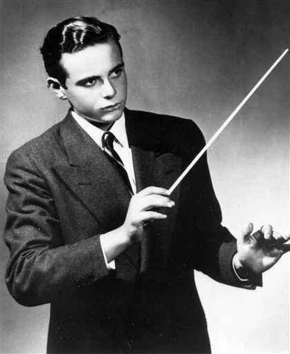 20130713fileLorinMaazelLocal10 By the age of 15, Lorin Maazel had conducted nearly every major symphony orchestra in the United States.