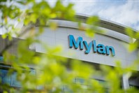 Mylan headquarters in Canonsburg.