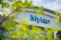 Mylan earlier this year reincorporated in the Netherlands to lower its tax bill.