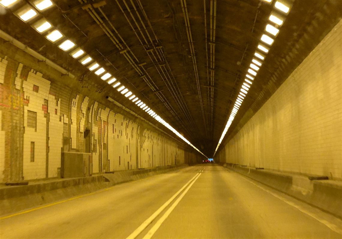 Tunnel profiles: Fort Pitt, Squirrel Hill, Liberty tunnels ...