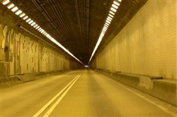 The inbound lanes of the Squirrel Hill Tunnel have been reopened after crews completed emergency repairs.