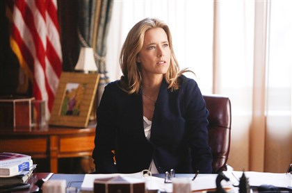 "owen0718 Tea Leoni portrays Elizabeth McCord, the newly appointed secretary of state, in ""Madame Secretary."" It will air Sunday nights on CBS this fall."