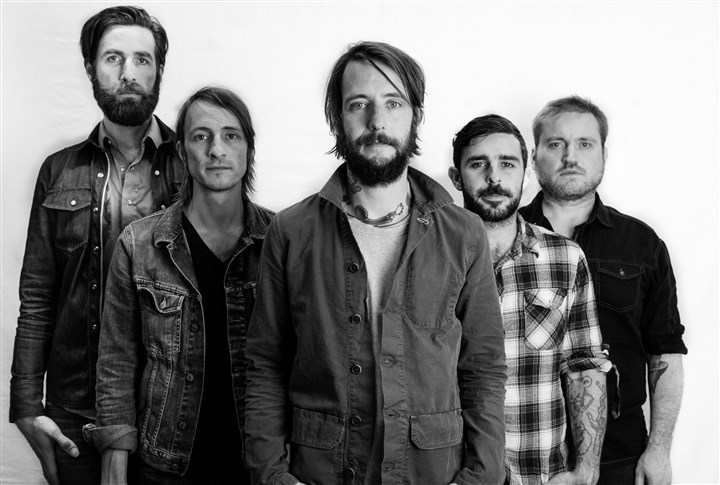 20140715hoBOHmag Band of Horses, playing Stage AE Sunday, is working on its fifth album.