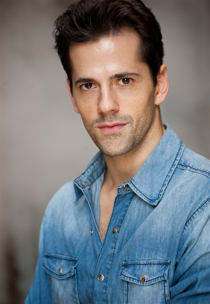 "20140717hoparisAmag Robert Fairchild will perform the lead in the upcoming Broadway production of ""An American in Paris."""