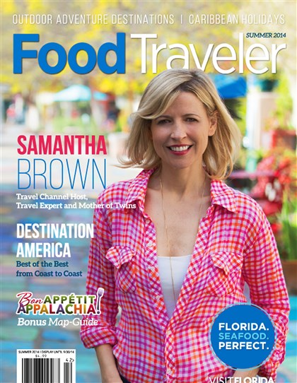 20140718hdFoodTraveler-1 Cover of Food Traveler magazine.